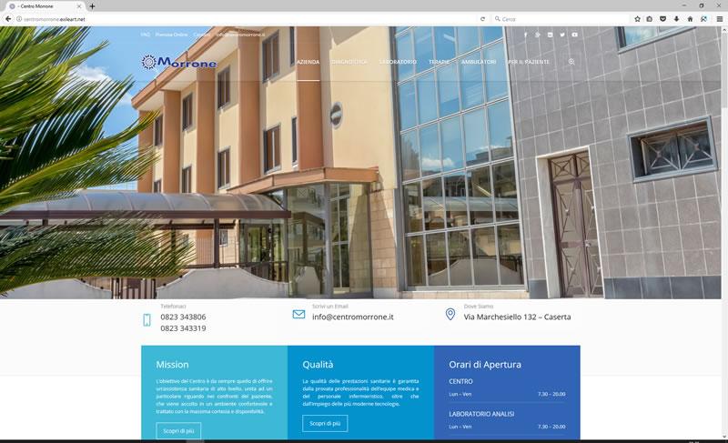 Online il sito del Centro Morrone
