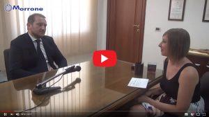 Centro Morrone - intervista al Dr. Santaniello