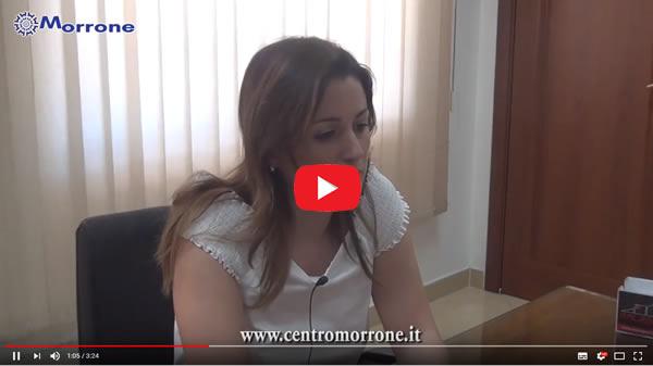 Centro Morrone – Intervista alla Dr.ssa Tonia Nuzzo