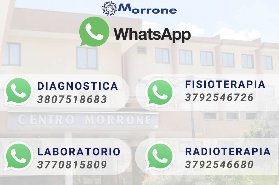 Whatsapp Centro Morrone